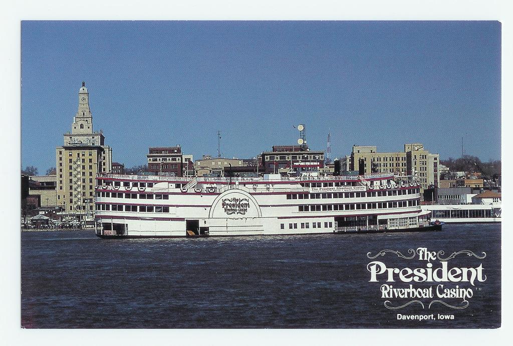 President casino iowa casino harrahs in pennsylvania