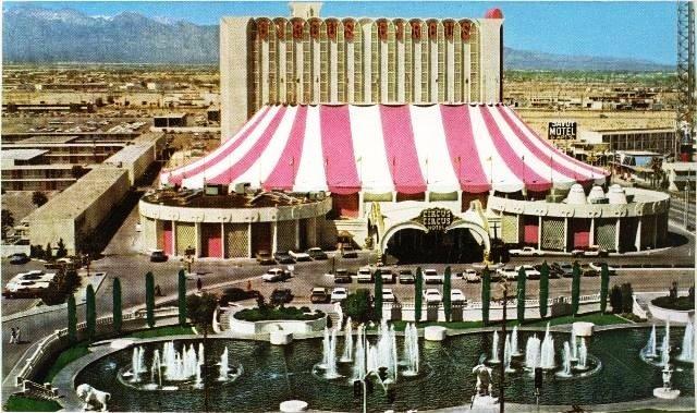 Flamingo casino history