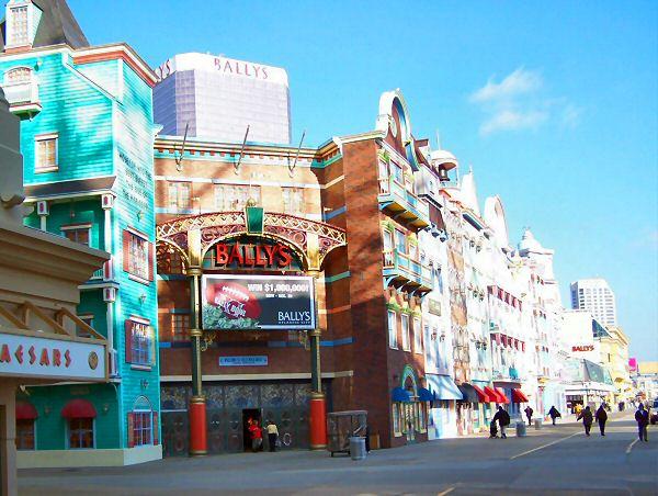 Ballys casino closing bar slot machines