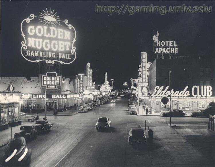 golden nugget las vegas history