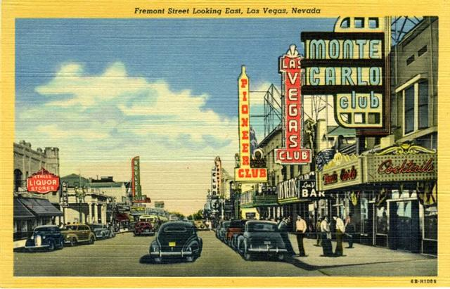 Texas holdem fremont street